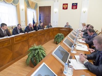 Ковтун приступила к формированию правительства Мурманской области