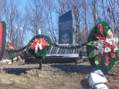 В Долине Славы благоустроили памятник советским солдатам