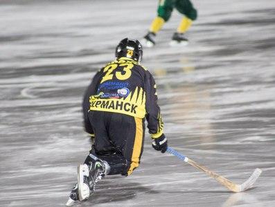 Хоккейный клуб «Мурман» разгромил дублеров «Водника»