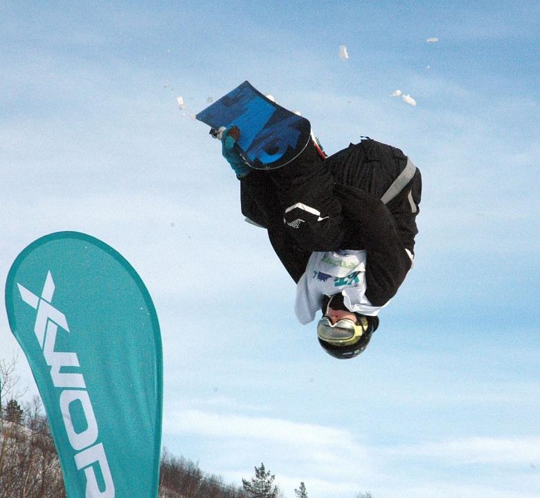 знает, фото красивых сноубордисток из мурманска снимке певица без