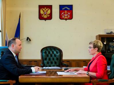 Антон Богомолов рассказал о ходе избирательной кампании в регионе