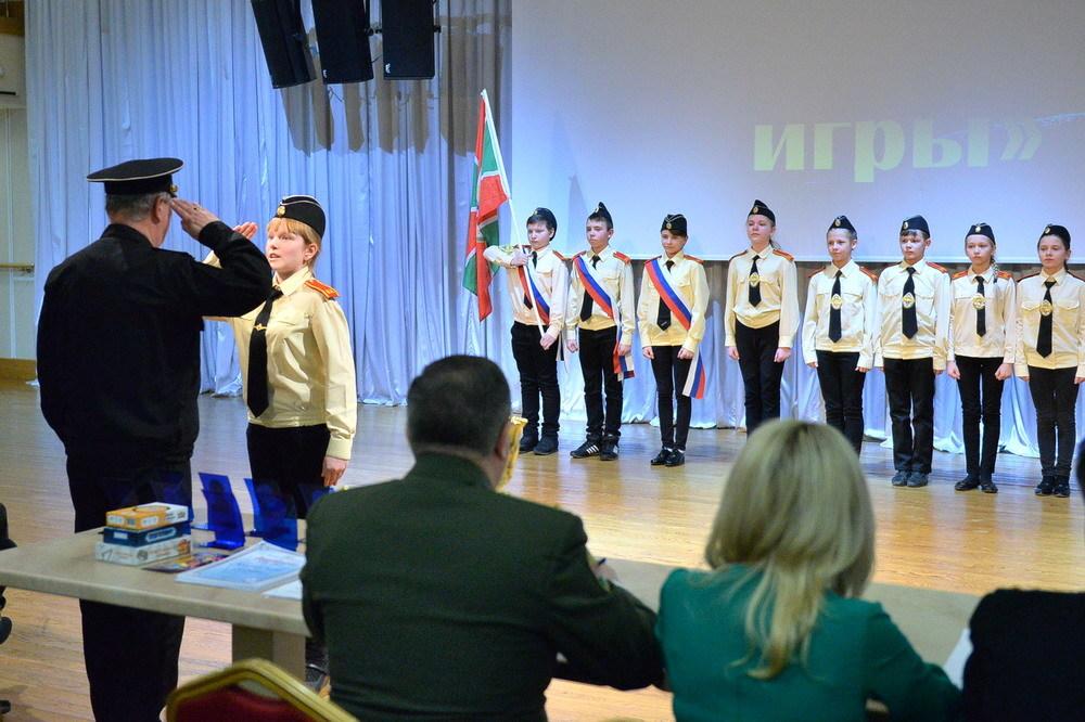 13 команд Мурманской области сыграют в «Кадетские игры»
