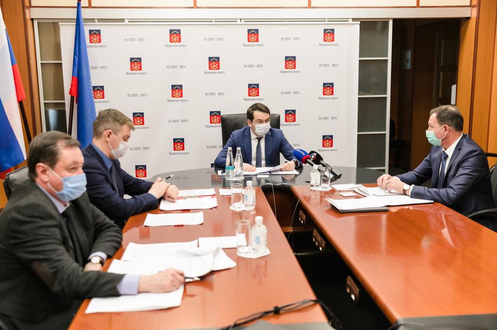 Губернатор провёл заседание антитеррористической комиссии