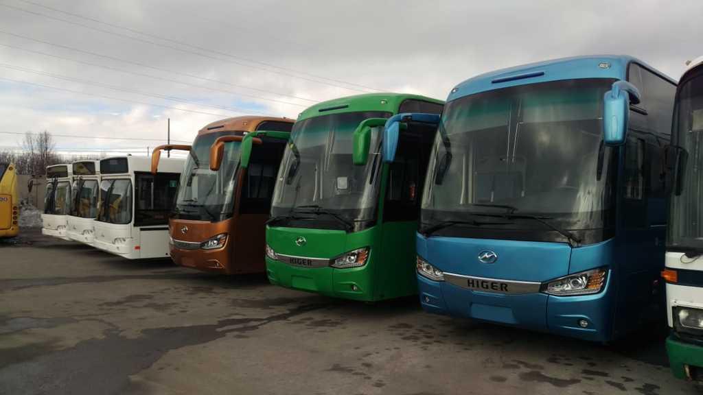 В Мурманской области пройдет тестовая эксплуатация нового автобуса «ПАЗ»