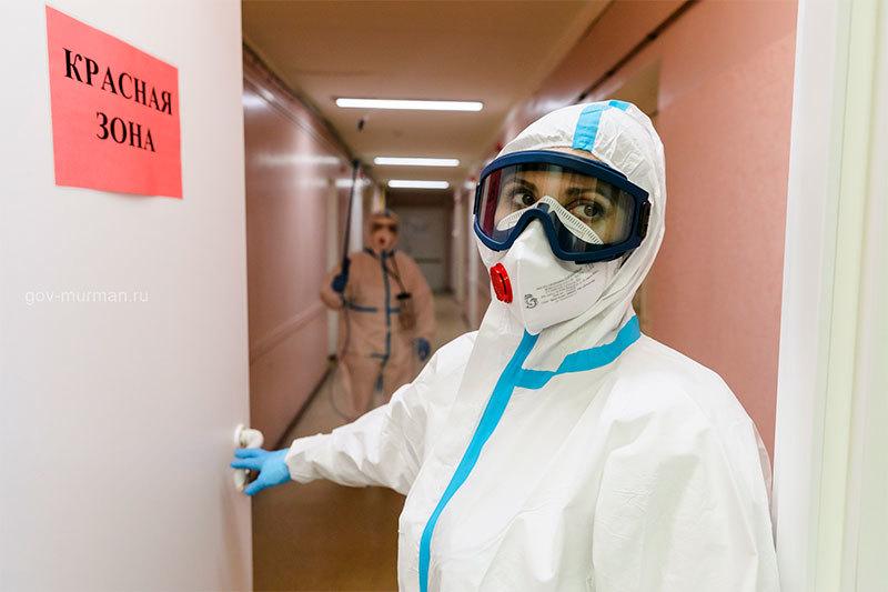 Сотрудники ковидных госпиталей продолжат получать региональные выплаты
